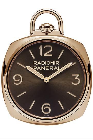 Panerai, Pocket Watch 3 Days Oro Rosso, 2013