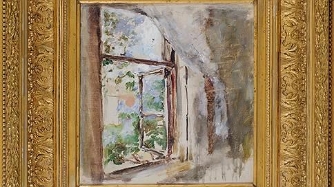 Валентин Серов. «Окно», 1887 год