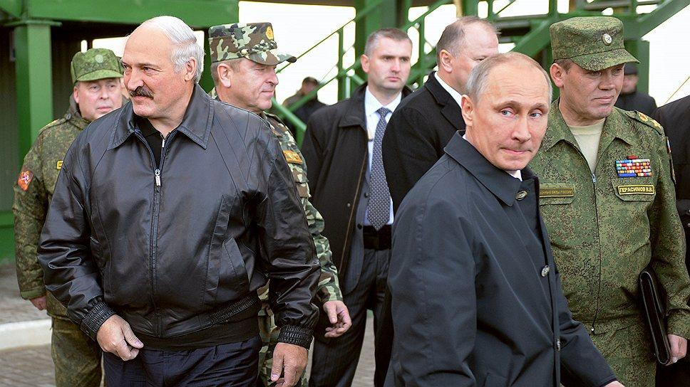 Учения подтвердили практически полную интеграцию вооруженных сил России и Белоруссии, а точнее, встраивание белорусов в российские вооруженные силы