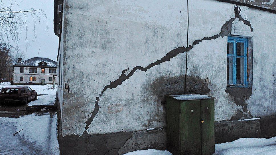 За последние два года дома в Надвоицах подешевели в несколько раз