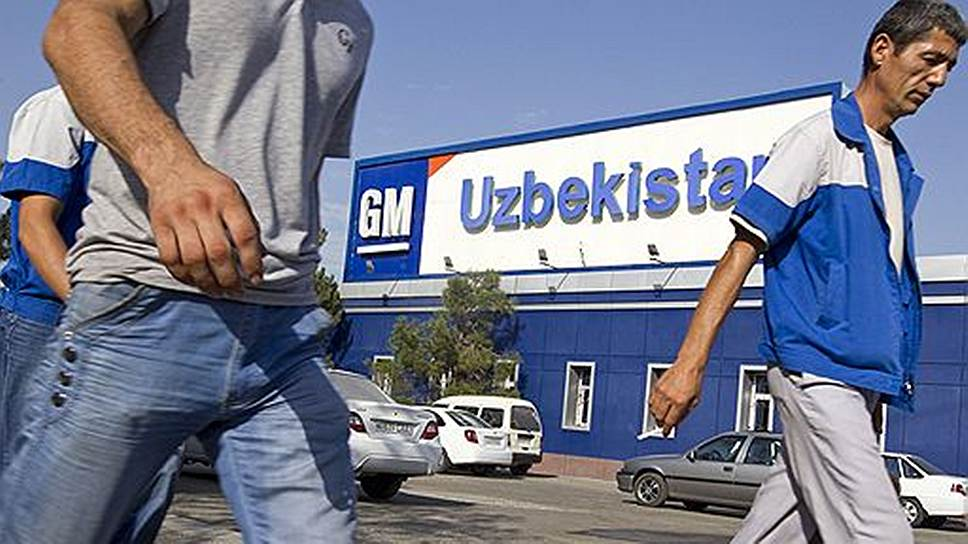 Узбекистан отличается непревзойденным умением найти занятия для трудоспособного населения