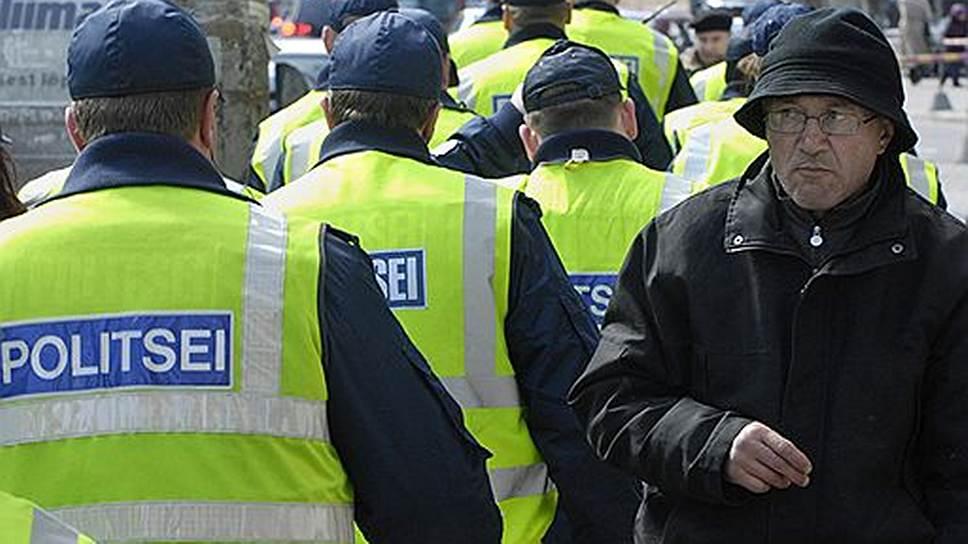 Эстонские граждане могут чувствовать себя в полной безопасности от неграждан