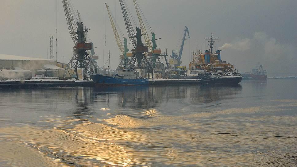 Через Мурманский порт проходит Северный морской путь, который в контексте российского разворота на восток приобретает особое значение