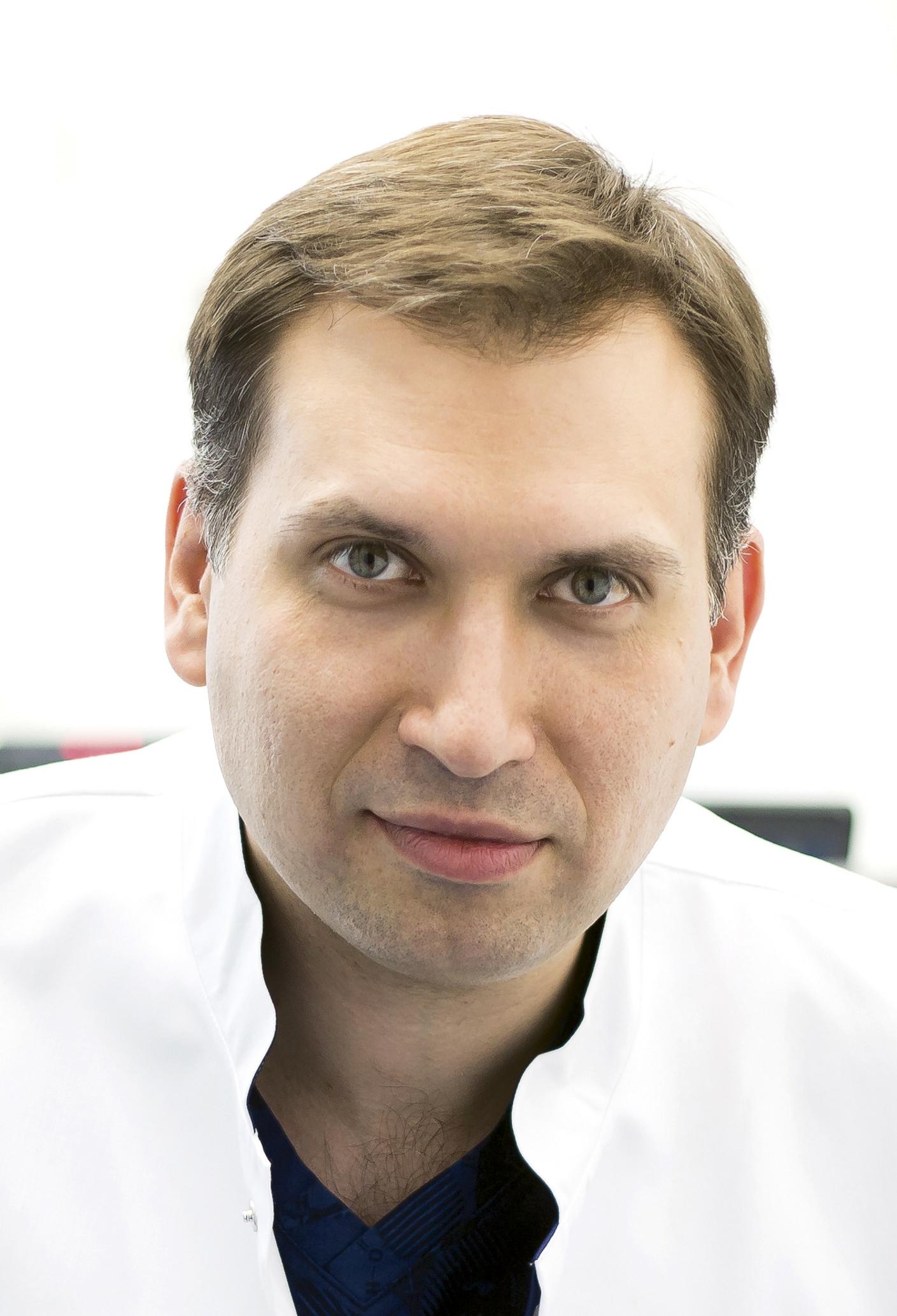 Главный кардиолог Ростовской области и ЮФО Алексей Хрипун