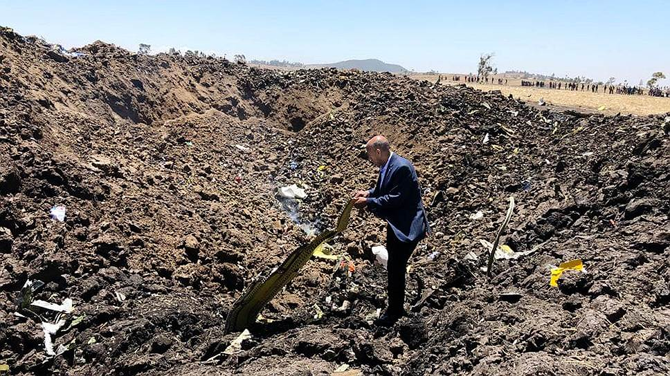 Что могло стать причиной катастрофы в Эфиопии
