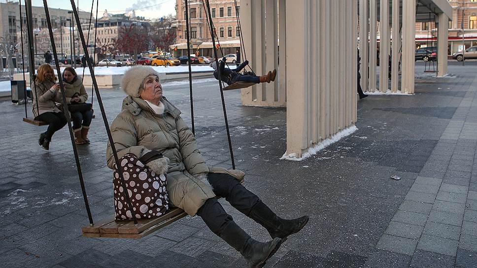 Почему россияне не готовятся стать пожилыми