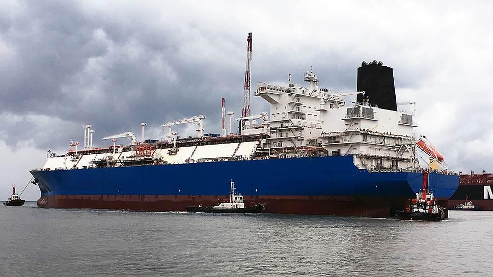 Как судно обеспечит газовую безопасность Калининграда