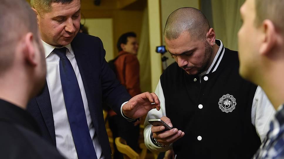Как в Государственной думе прошла встреча депутатов с рэперами