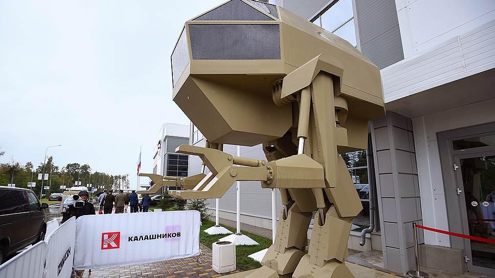Какое будущее ждет боевого робота «Игорек»