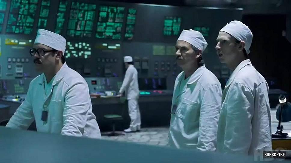 Какие исторические несоответствия нашли в сериале «Чернобыль»