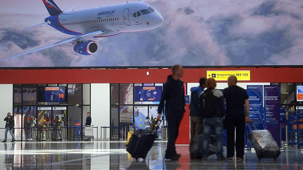 Как пассажиры Шереметьево обогнали свой багаж
