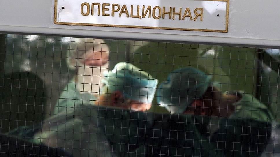 Почему российские врачи пожаловались на проблемы с финансированием и кадровый голод