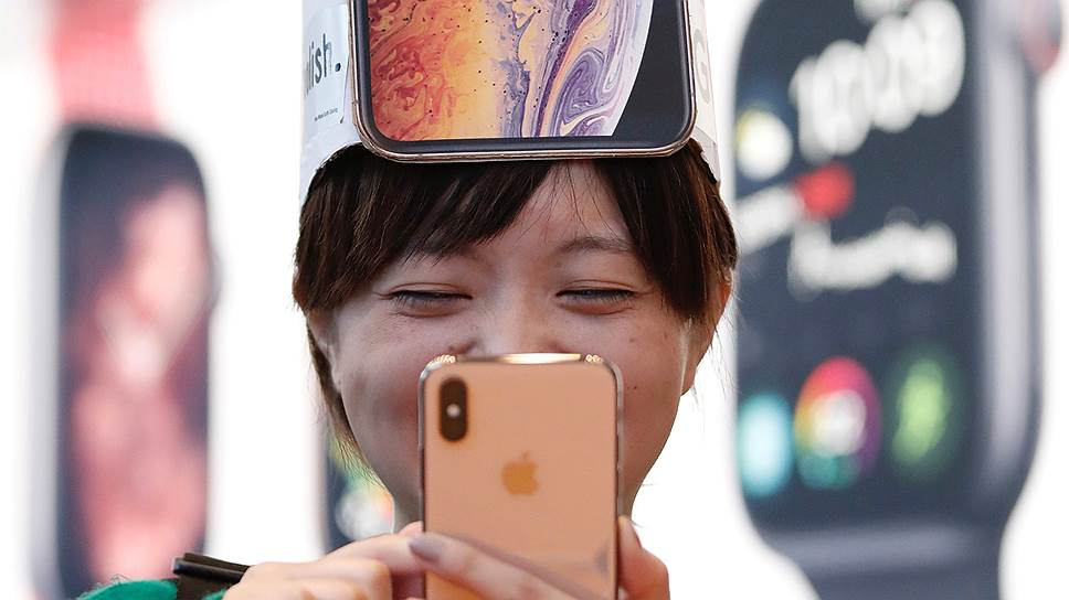 Реселлеры Apple оценили спрос на iPhone Xs и Xs Max