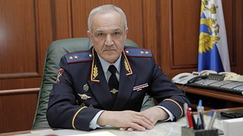 Абдурашид Магомедов, глава МВД Дагестана