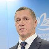 Юрий Трутнев, вице-премьер, 5 сентября 2017 года
