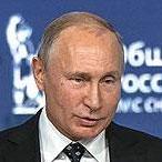Владимир Путин, президент РФ, в послании Федеральному собранию 1 марта 2018 года