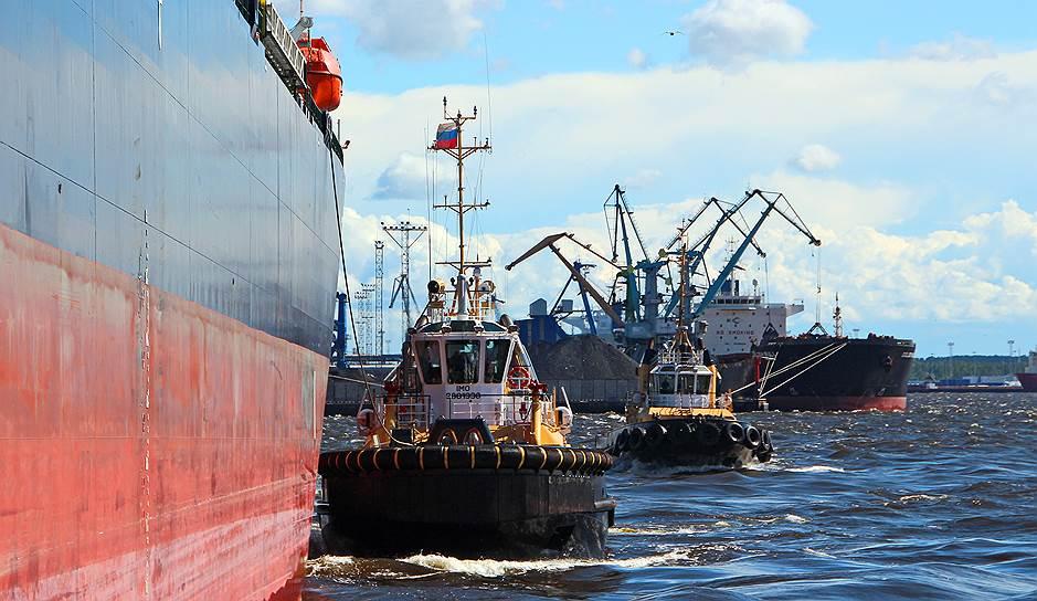 Торги за портовые активы в Усть-Луге перезагрузят