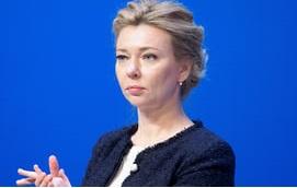 Генеральный директор «Газпром экспорт» Елена Бурмистрова