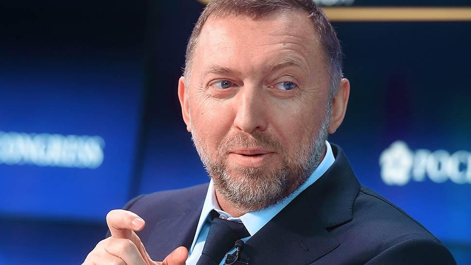 Как Олег Дерипаска обратился за помощью к журналистам
