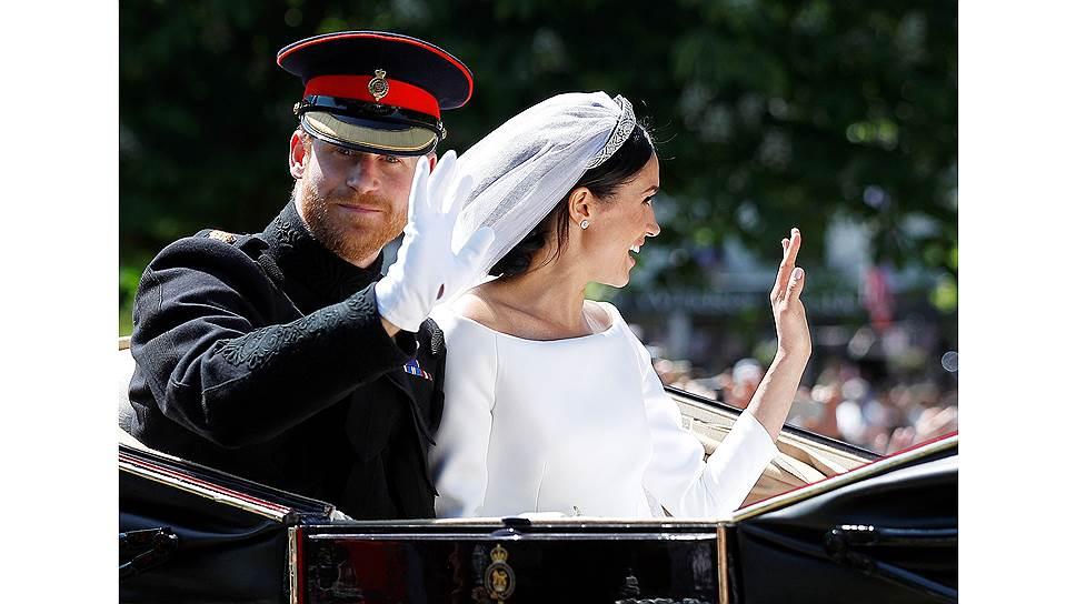 Громкие свадьбы последних месяцев