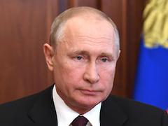 Владимир Путин, президент РФ, в телеобращении 23 июня