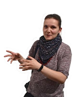 Кристина Кормилицына