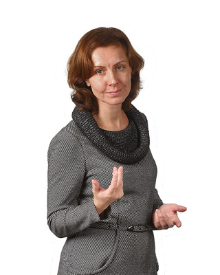 Марина Пашинская