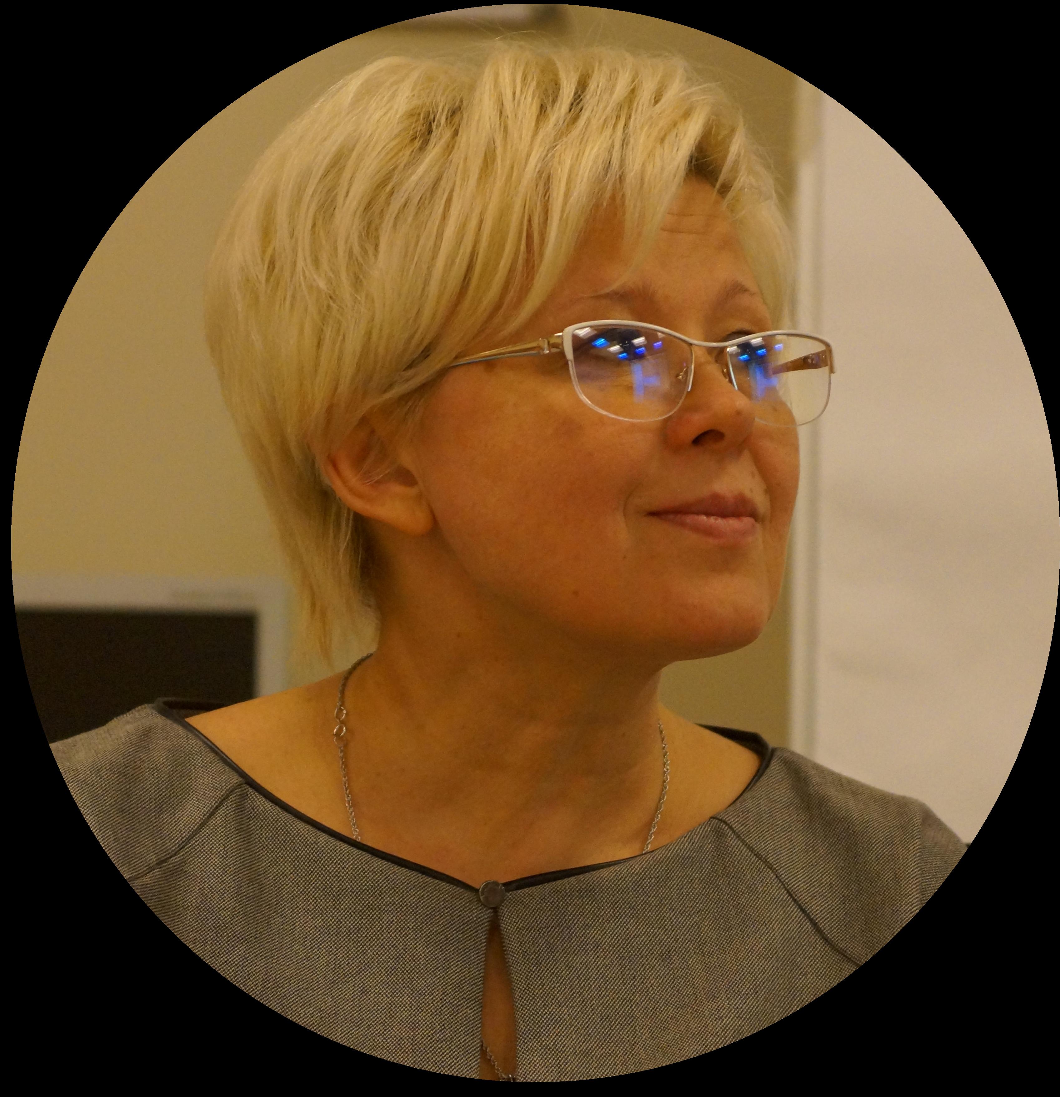 Ольга Миронова