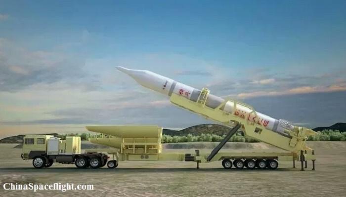 Противоспутниковая ракета DN-3