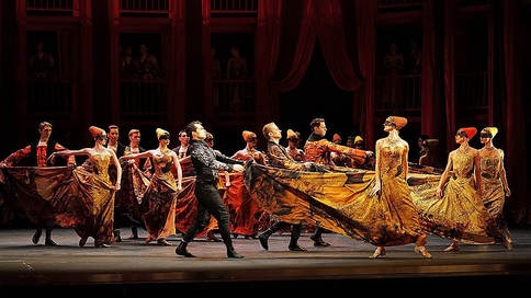 Екатеринбургский балет на фестивале