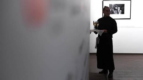 Закрытый показ выставки в галерее искусств KGallery