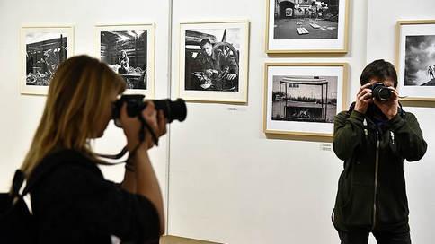 Четвертая музейная фотобиеннале современной фотографии