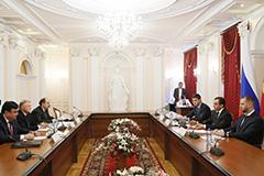 В Краснодаре состоялась открытая встреча губернатора края Вениамина Кондратьева с вице-президентом «Ростелекома»…