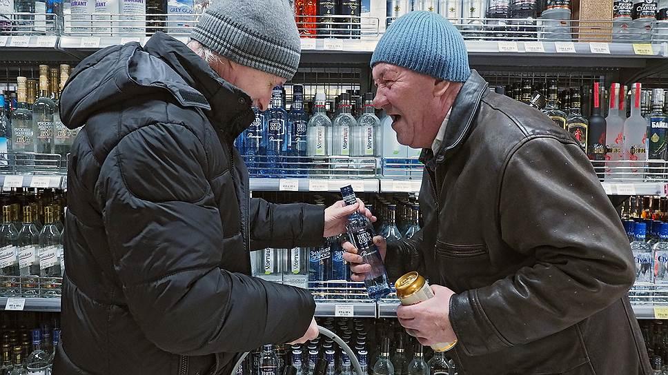 Спирт больших достижений / В Башкирии в 2016 году выросли продажи алкоголя