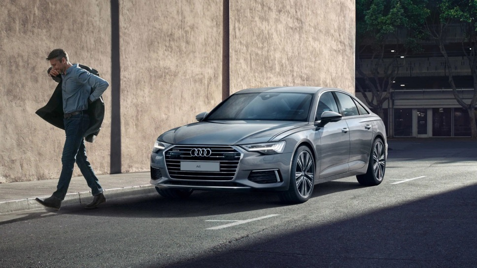 Audi Россия запускает сервис подписки на автомобили Audi Drive