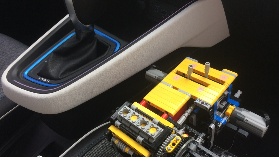Как играючи сконструировать автомобиль