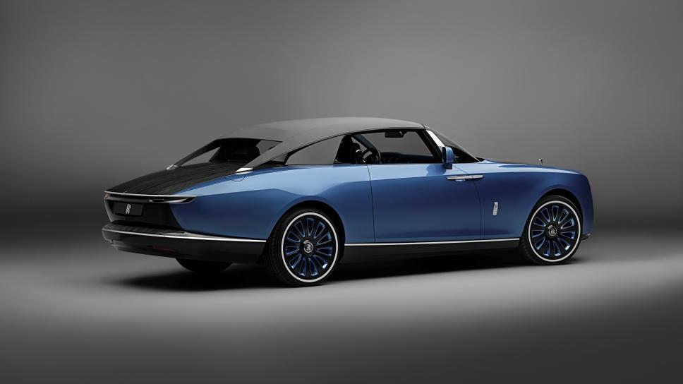 Марка Rolls-Royce взялась за старое
