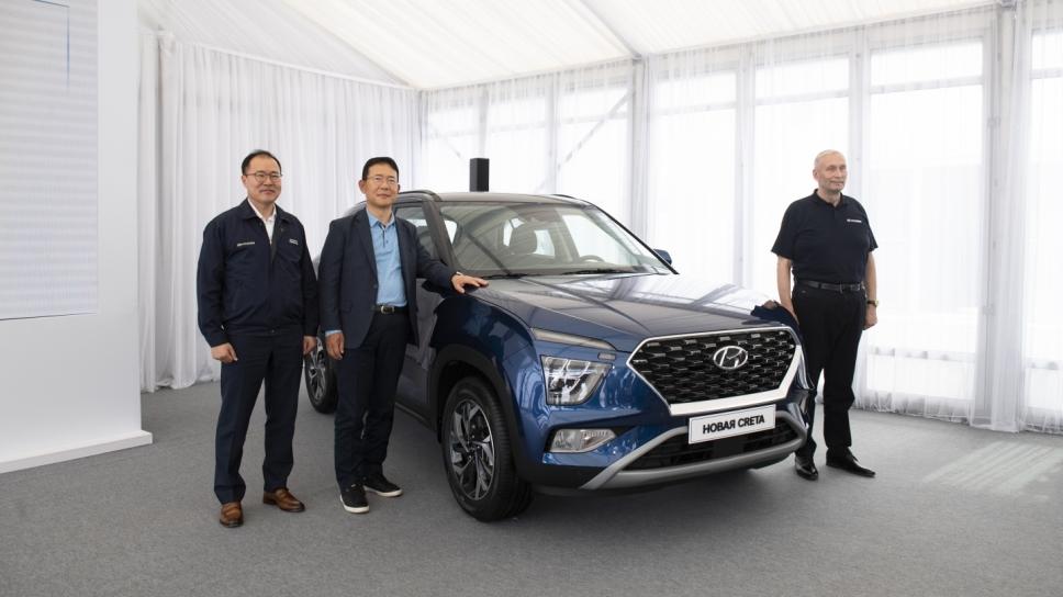 Чем способна удивить новая Hyundai Creta
