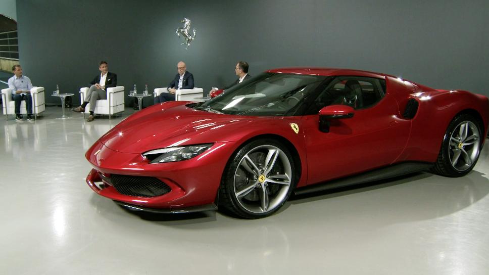 Что такого особенного в Ferrari 296 GTB