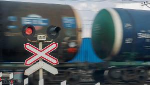 На железную дорогу в Ленобласти сбросились из Краснодара