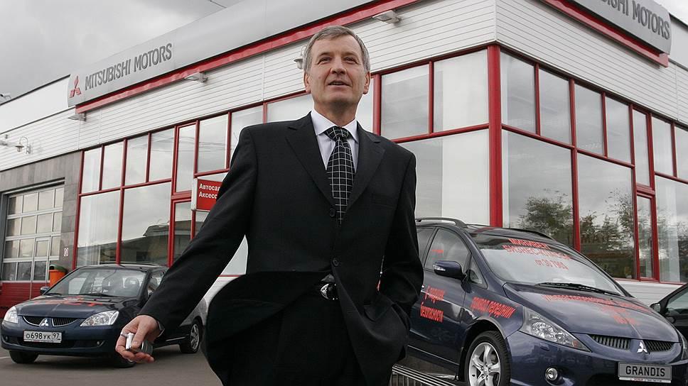 Как к владельцу группы компаний «Рольф» Сергею Петрову пришли за 4 миллиардами
