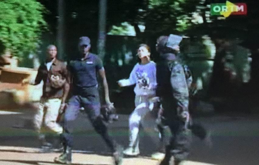 Заложники в Radisson Hotel в столице Мали освобождены