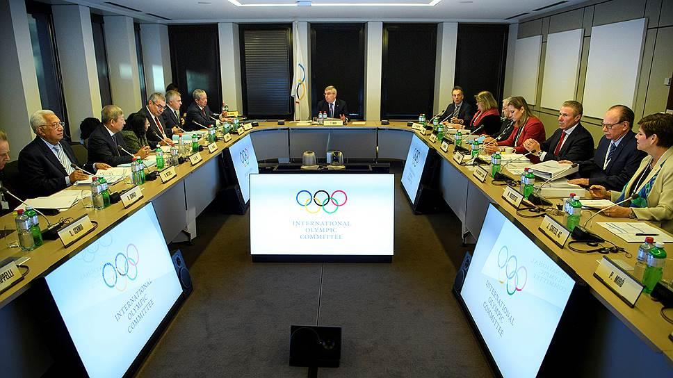 Способно ли решение МОК пошатнуть позиции спортивных чиновников