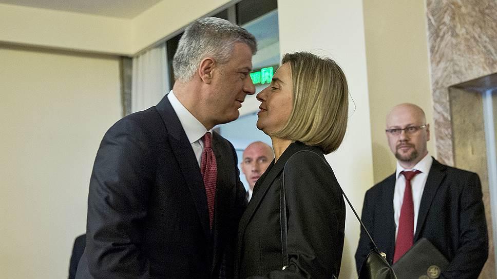 Как ЕС усиливается на Балканах