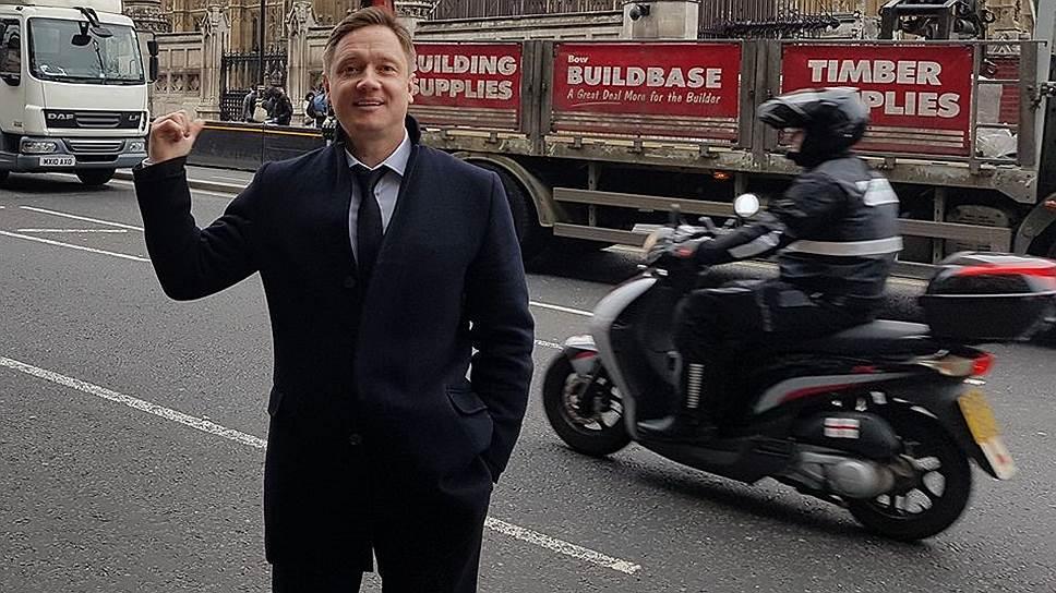 Экс-вице-губернатор Свердловской области Сергей Капчук — о возвращении в Россию