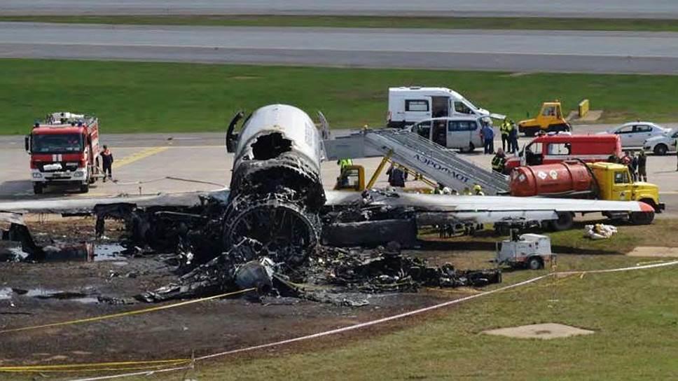 Сможет ли МАК установить, что стало причиной крушения лайнера SSJ 100