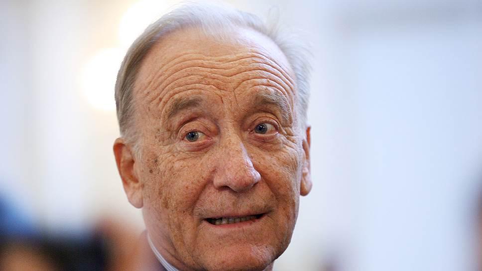 Композитор Родион Щедрин, который на этой неделе отмечает свое 85-летие