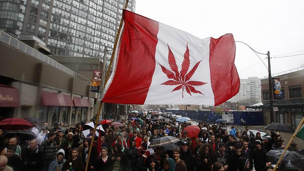 Как будет действовать новый закон по продаже марихуаны