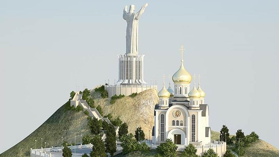 Как Владивостоку присмотрели 68-метровую статую