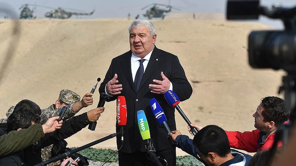 Генсека ОДКБ отпускают из Армении в Россию
